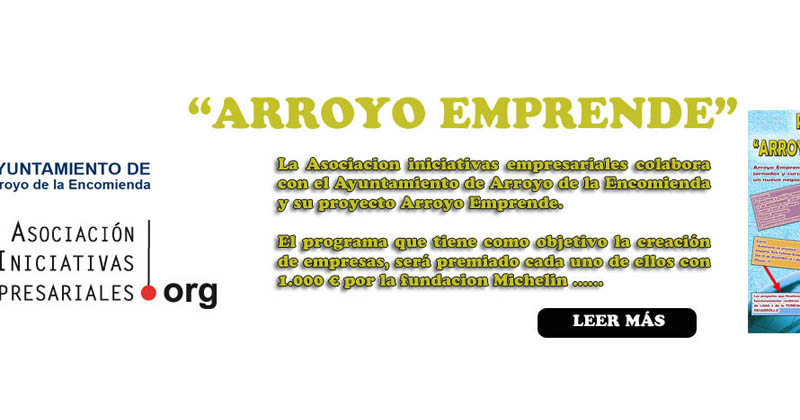 Arroyo emprende
