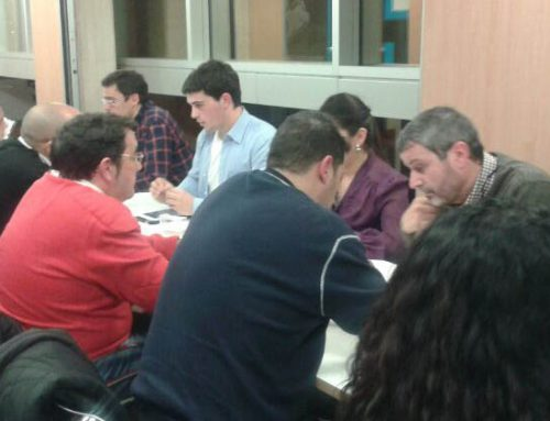 SPEED NETWORKING – ENERO 2014