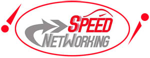 Logotipo de Speed Net Working