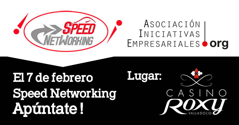speednetworking casino roxy